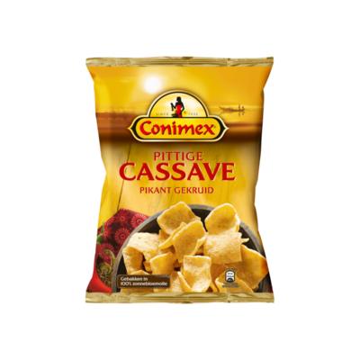 Conimex Kroepoek Pittige Cassave 3 Porties