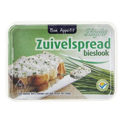 Bon Appétit zuivelspread  bieslook light