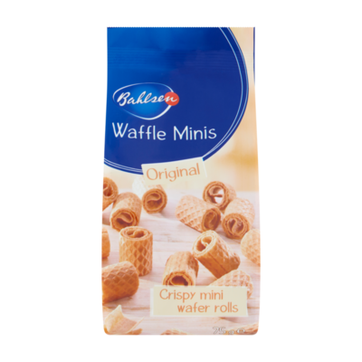 Bahlsen Mini Wafelrolletjes Original