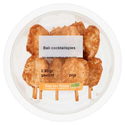 Poiesz Bali Cocktailspies 0,90 g
