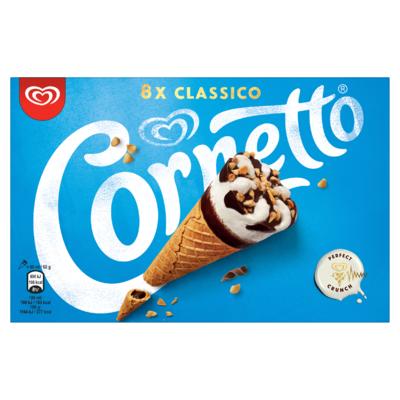 OLA IJs Cornetto Classic 8 Stuks