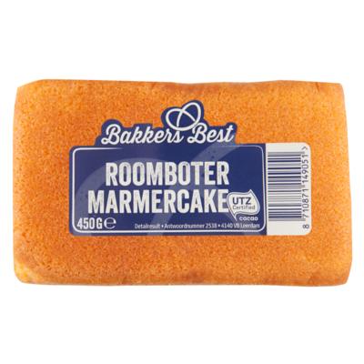 Bakkers Best Marmercake