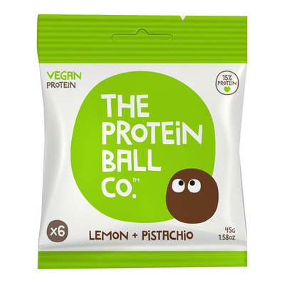The Protein Ball Lemon pistachio