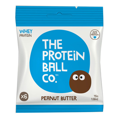 The Protein Ball Peanut butter