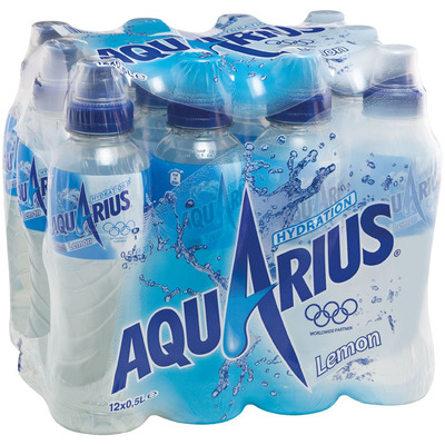 Aquarius Lemon met sportdop