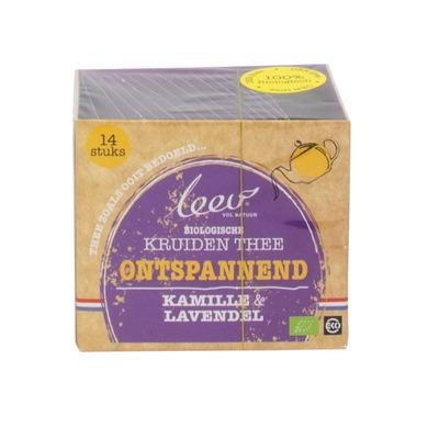 Leev Ontspannend kr thee kamille lavendel