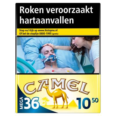 Camel Filters Box Mega 36