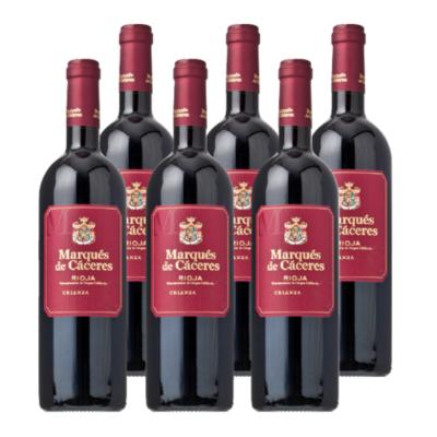 Marqués de Caceres Rioja Crianza Doos