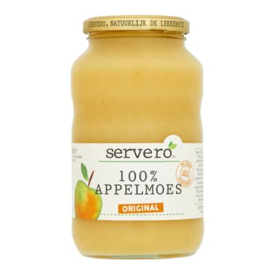Servero 100% Appelmoes Original