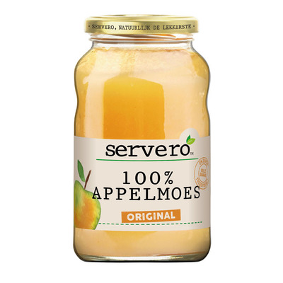 Servero 100% appelmoes original