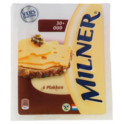 Milner Oude kaas plakken 30+