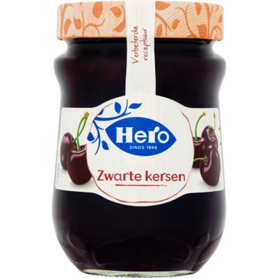 Hero Extra jam zwarte kersen