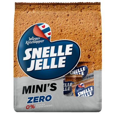 Snelle Jelle Mini's zero