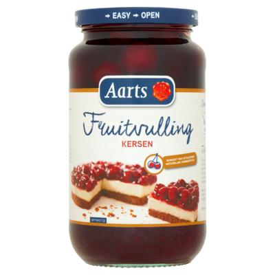 Aarts Fruitvulling Kersen 560 g