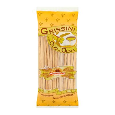Panealba soepstengel Grissini met Olijfolie