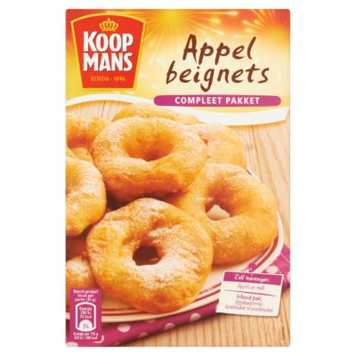 Koopmans Appelbeignets Compleet Pakket 230 g