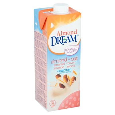 Dream Almond Amandel - Haver + Calcium Vitamins D2 & B
