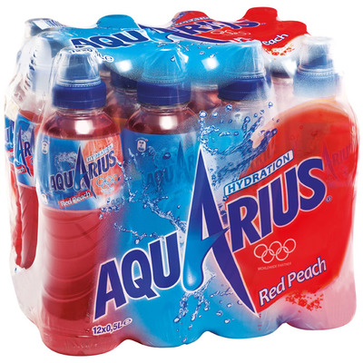 Aquarius Red peach