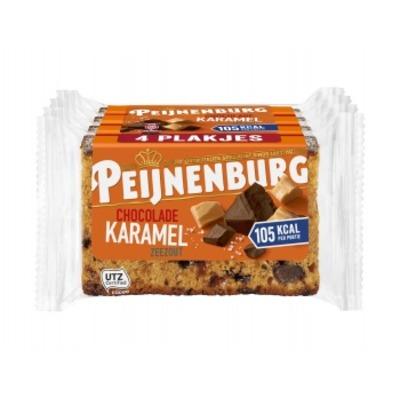 Peijnenburg Choco karamel zeezout koek
