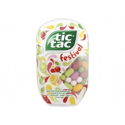 Tic Tac Bottle festival