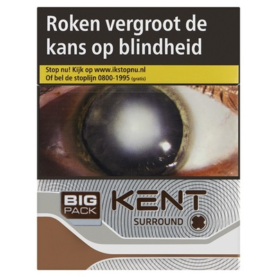 Kent sigaretten surround XL