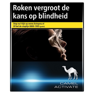 Camel sigaretten activate