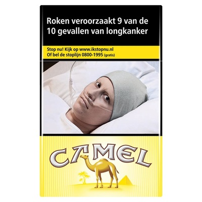 Camel sigaretten filters box