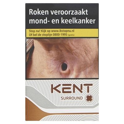 Kent sigaretten surround L