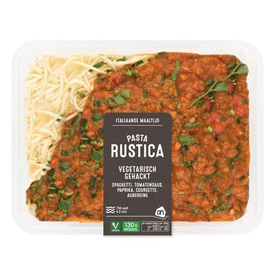Huismerk Pasta rustica vegetarische slager