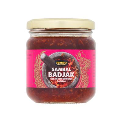 Huismerk Sambal Badjak
