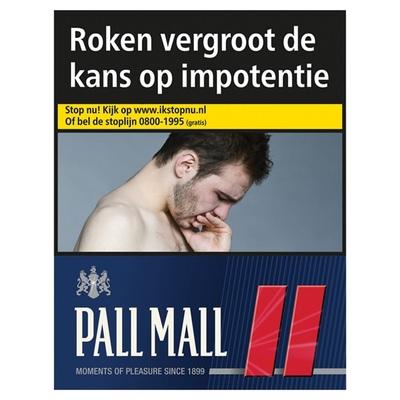 Pall Mall sigaretten red XL