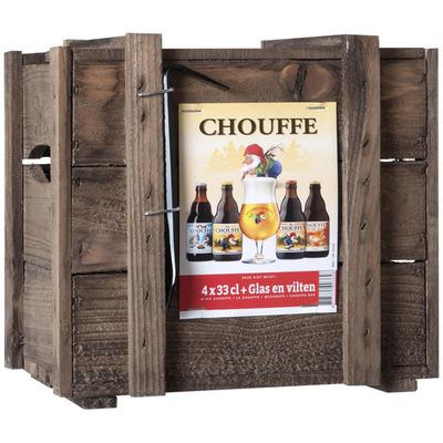 La Chouffe Kist geschenkverpakking