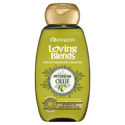 Loving Blends Mythische olijf shampoo