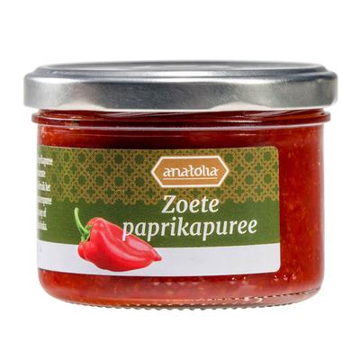 Anatolia Zoete paprikapuree