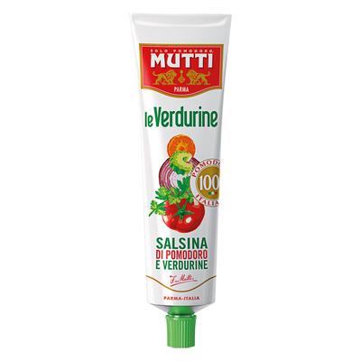 Mutti Le verdurine tube
