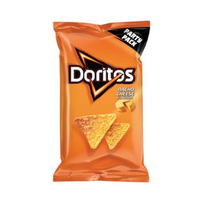 Doritos Maischips Nacho Cheese Flavour