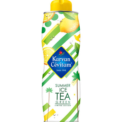 Karvan Cévitam Green tea