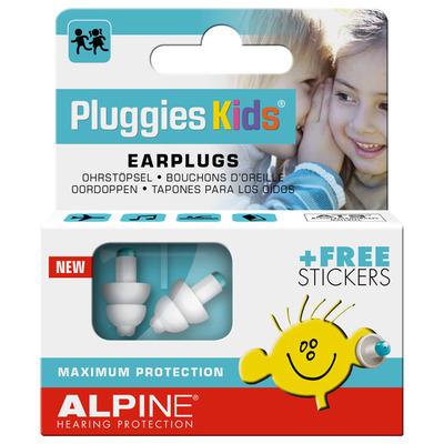 Alpine Pluggies oordoppen voor kinderen