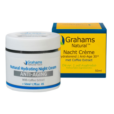Grahams Nachtcrème