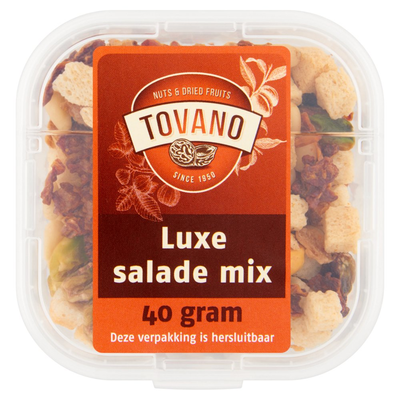 Tovano Luxe Salade Mix 40 g