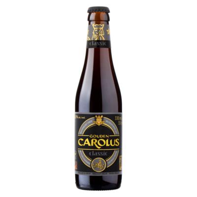 Gouden Carolus Classic Fles