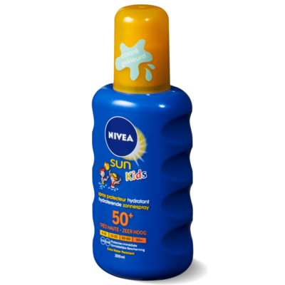 Nivea sun spray kids spf 50+