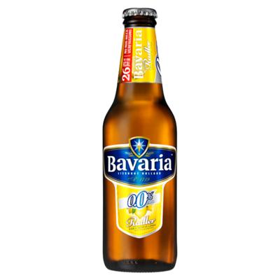 Bavaria 0.0% Radler Lemon Fles 30 cl