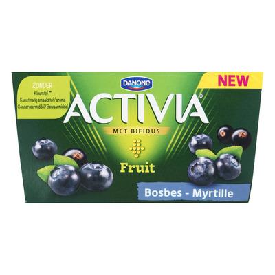 Activia Yoghurt bosbes