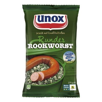 Unox Rookworst rund