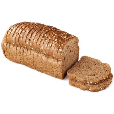 Huismerk heel boeren donker meergranen brood