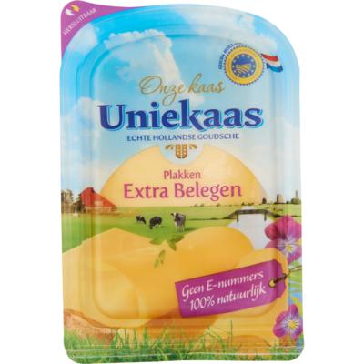 Uniekaas Extra belegen kaas voordeelstuk 48+