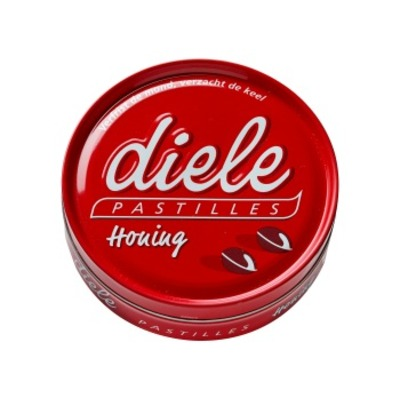 Diele Honing pastilles