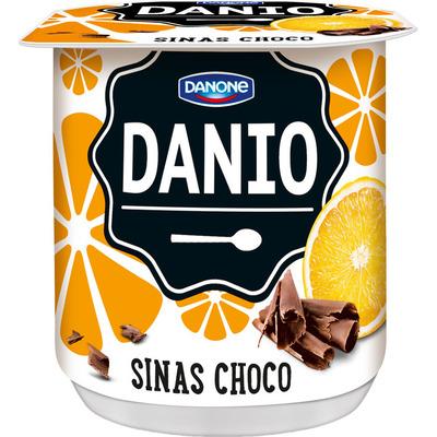 Danio Special sinaasappel chocolade