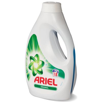 Ariel wasmiddel vloeibaar